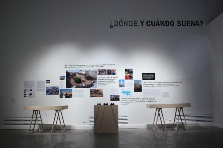 Buenos Aires Sonora en Umbrales. Foto Guido Limardo.